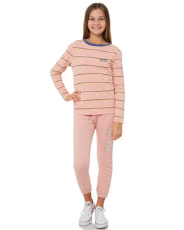 CORAL KIDS GIRLS RIP CURL TOPS - JTEDT10026