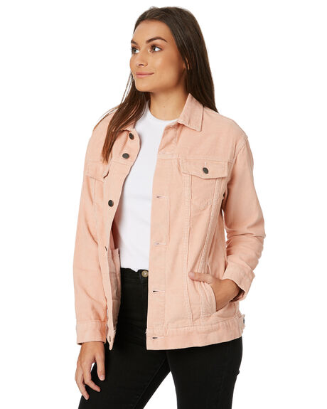 ROSE WOMENS CLOTHING AFENDS JACKETS - W182581ROSE