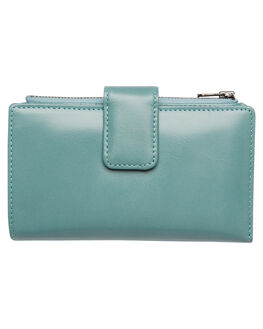 SKY BLUE WOMENS ACCESSORIES STATUS ANXIETY PURSES + WALLETS - SA1374SKY