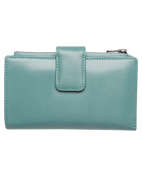 Status Anxiety Outsider Womens Wallet - Sky Blue  5b3096ee37
