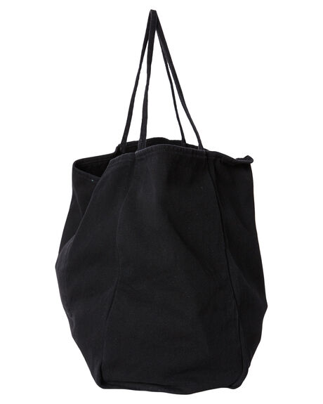 BLACK MENS ACCESSORIES THRILLS BAGS + BACKPACKS - TH20-514BBLK