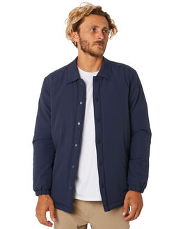 NAVY MENS CLOTHING RIP CURL JACKETS - CJKND90049