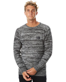 GREY MENS CLOTHING RIP CURL KNITS + CARDIGANS - CSWCT10080