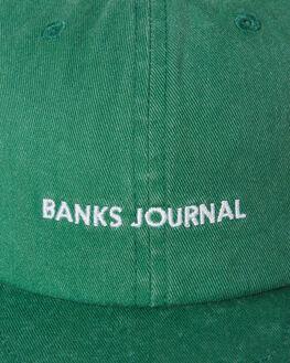 BASIL MENS ACCESSORIES BANKS HEADWEAR - HA0101BSL