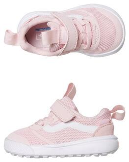 PINK KIDS GIRLS VANS FOOTWEAR - VNA3WLMQ1CPNK