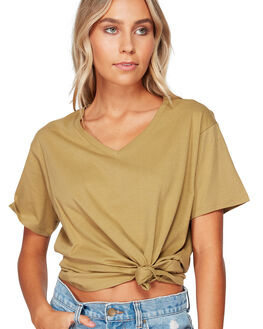 CEDAR WOMENS CLOTHING BILLABONG TEES - BB-6592131-CE1