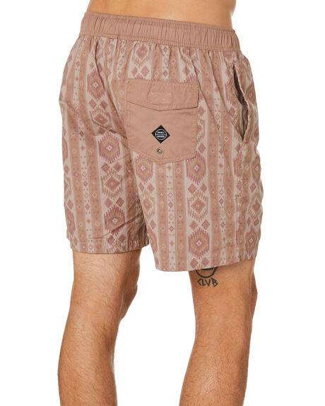TOBACCO MENS CLOTHING SWELL BOARDSHORTS - S5212233TOB