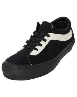BLACK MENS FOOTWEAR VANS SNEAKERS - VNA3WLPEMI