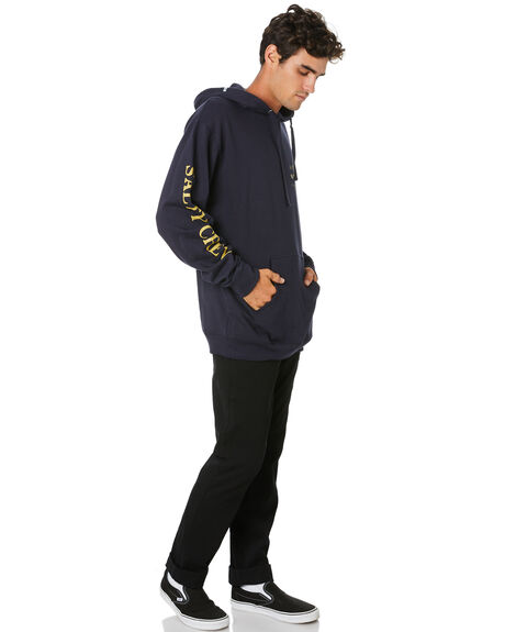 NAVY MENS CLOTHING SALTY CREW JUMPERS - 20335029NVY