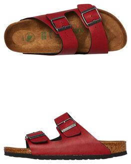BORDEAUX WOMENS FOOTWEAR BIRKENSTOCK FASHION SANDALS - 1009501BRDX