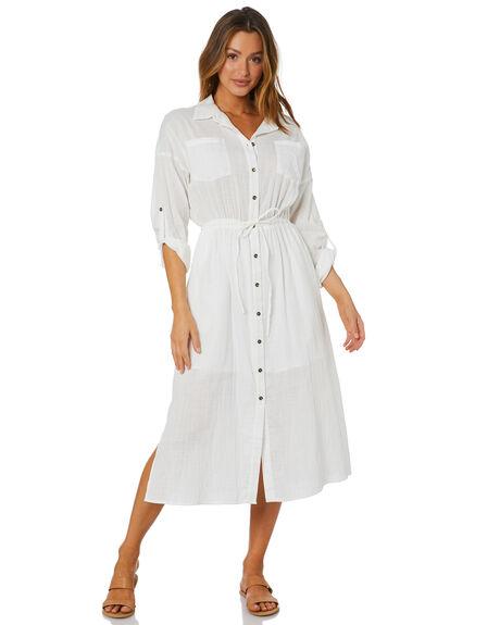 WHT WOMENS CLOTHING MINKPINK DRESSES - MP2003954WHT