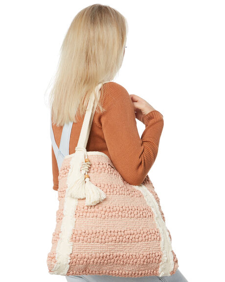 DUSTY PINK WOMENS ACCESSORIES O'NEILL BAGS + BACKPACKS - SP0495003BSH