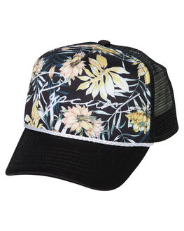 BLACK KIDS GIRLS RIP CURL HEADWEAR - JCABO10090