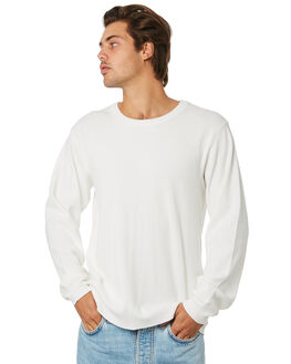 NATURAL MENS CLOTHING THRILLS JUMPERS - TA9-122ANAT