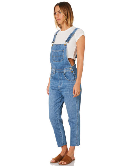 BRIGHT BLUE WOMENS CLOTHING INSIGHT PLAYSUITS + OVERALLS - 1000059666BLU
