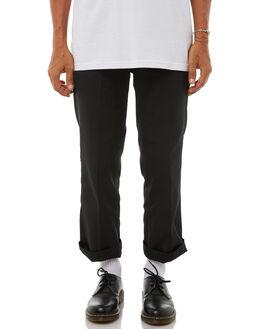 BLACK MENS CLOTHING DICKIES PANTS - 874BLK30LBLK
