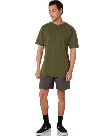 GREY STONE MENS CLOTHING AS COLOUR BOARDSHORTS - 5903GRYST