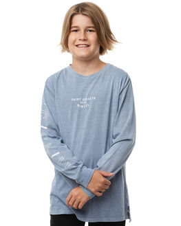 BLUE KIDS BOYS ST GOLIATH TEES - 2413009BLU