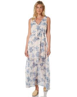 FLORAL PRINT WOMENS CLOTHING SASS DRESSES - 12294DWSS4795