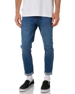 PLAINSMAN BLUE MENS CLOTHING WRANGLER JEANS - W-901782-NT5