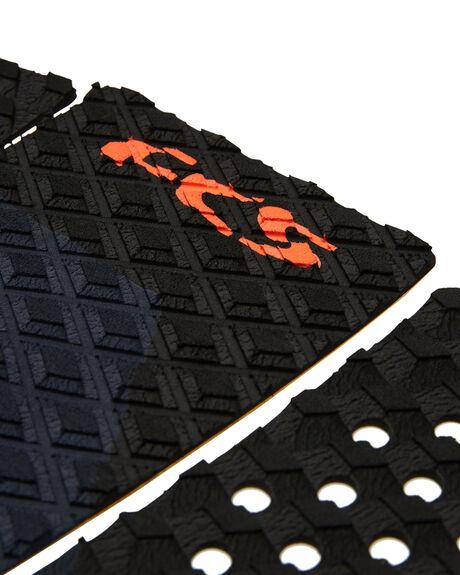 BLACK BOARDSPORTS SURF FCS TAILPADS - FFT01BLK