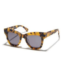 MATTE TORT MENS ACCESSORIES OSCAR AND FRANK SUNGLASSES - 001MTTRT