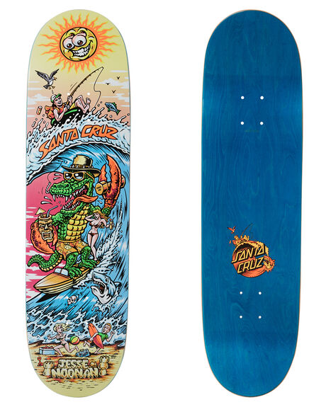 MULTI BOARDSPORTS SKATE SANTA CRUZ DECKS - S-SCD5776MULTI