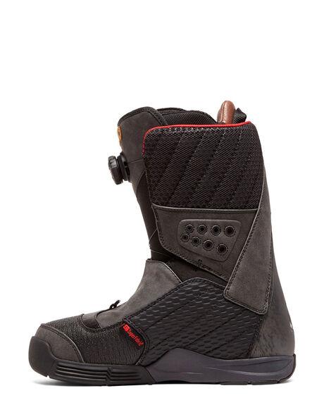 BLACK BOARDSPORTS SNOW DC SHOES BOOTS + FOOTWEAR - ADYO100039-BL0
