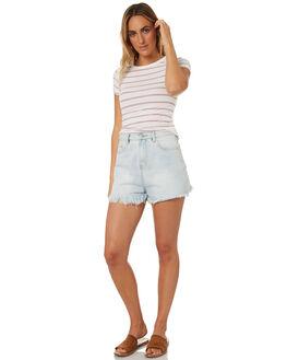 STRIPE WOMENS CLOTHING SWELL TEES - S8188001STRIP