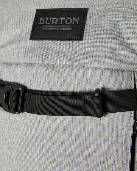 GRAY HEATHER MENS ACCESSORIES BURTON BAGS + BACKPACKS - 21343100020