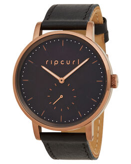 BLACK WOMENS ACCESSORIES RIP CURL WATCHES - A2887G0090