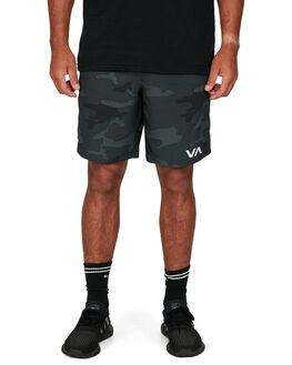 CAMO MENS CLOTHING RVCA SHORTS - RV-R307315-CMO