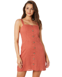 BERRY WOMENS CLOTHING RHYTHM DRESSES - OCT19W-DR01-BER