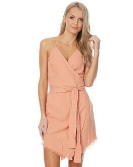ROSE TAN WOMENS CLOTHING BILLABONG DRESSES - 6575501XRSET