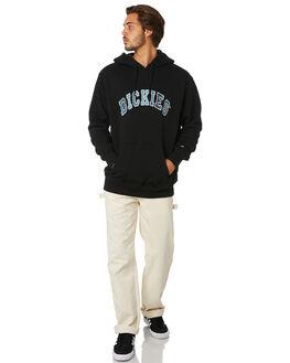 BLACK MENS CLOTHING DICKIES JUMPERS - K1190502BK