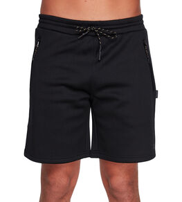 BLACK MENS CLOTHING BILLABONG SHORTS - BB-9507654-BLK