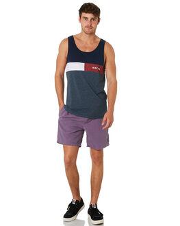PURPLE MENS CLOTHING RIP CURL BOARDSHORTS - CBORE10037