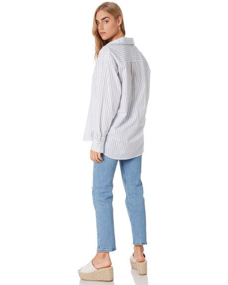 AMARIS STRIPE WOMENS CLOTHING LEVI'S FASHION TOPS - 85333-0006AMAR