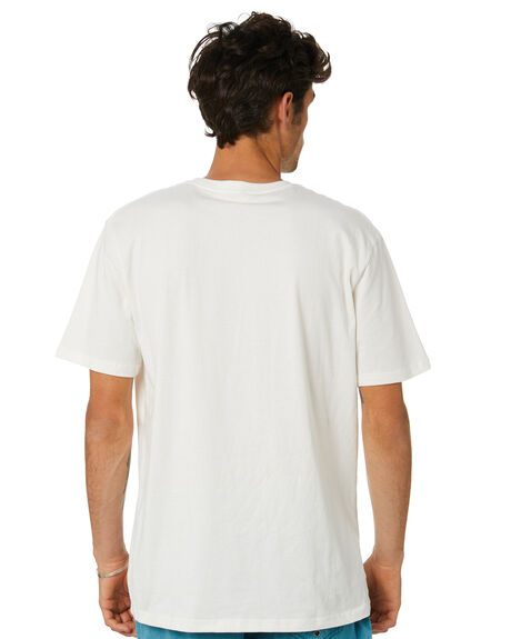 NATURAL OUTLET MENS STAY TEES - STE-20302NAT