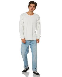 NATURAL MENS CLOTHING THRILLS JUMPERS - TA9-122ANAT