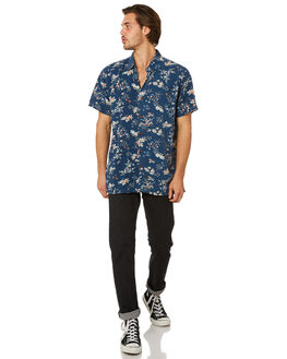 DEEP OCEAN MENS CLOTHING AFENDS SHIRTS - M191202DPOCN