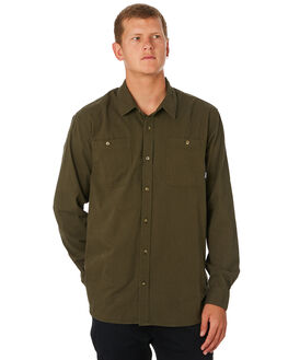 FATIGUE MENS CLOTHING DEPACTUS SHIRTS - D5201166FATIG