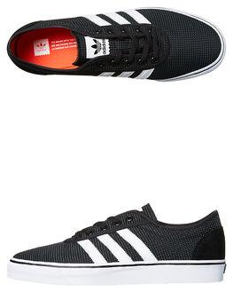 BLACK WHITE ENERGY MENS FOOTWEAR ADIDAS ORIGINALS SNEAKERS - SSBB8471BLKM