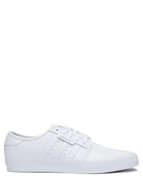 WHITE MENS FOOTWEAR ADIDAS SNEAKERS - FV5262WHT