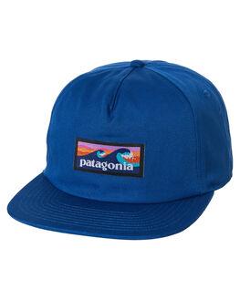 SUPERIOR BLUE MENS ACCESSORIES PATAGONIA HEADWEAR - 38278SPRB