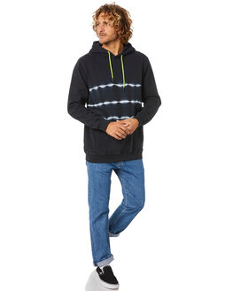 WASHED BLACK MENS CLOTHING RIP CURL JUMPERS - CFECF98264