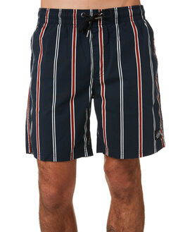 MIDNIGHT OUTLET MENS SANTA CRUZ SHORTS - SC-MBD9397MID