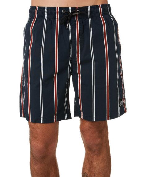 MIDNIGHT MENS CLOTHING SANTA CRUZ SHORTS - SC-MBD9397MID