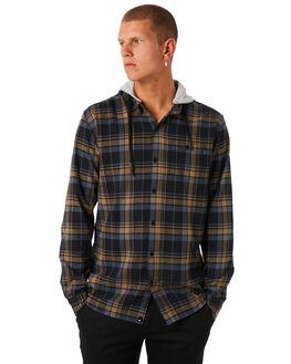 NAVY MENS CLOTHING ST GOLIATH SHIRTS - 4314003NVY