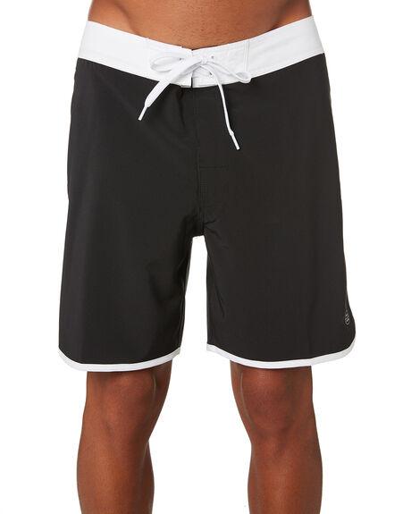 BLACK MENS CLOTHING SWELL BOARDSHORTS - S5182238BLACK